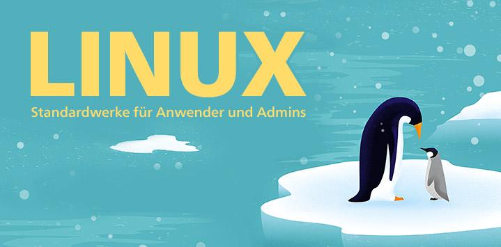 Die Linux-Bibliothek im Rheinwerk-Verlag