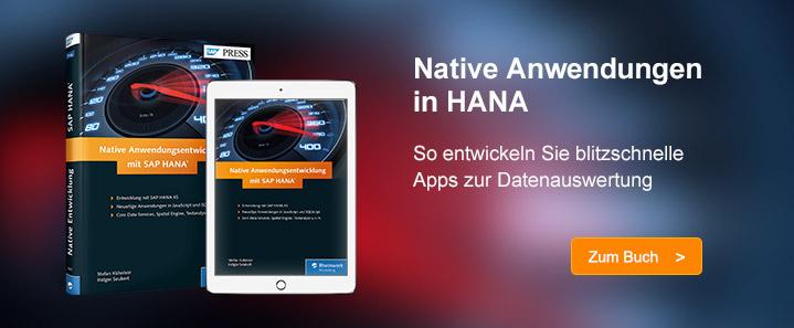 Native HANA-Apps