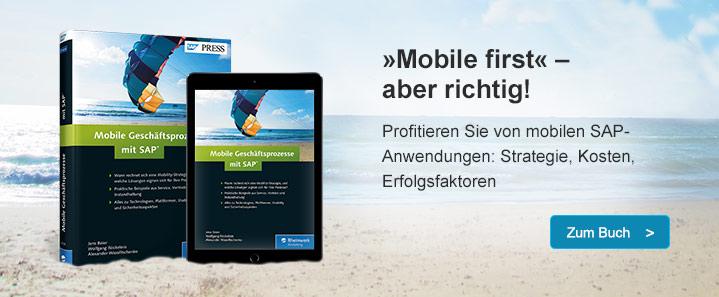 SAP mobil