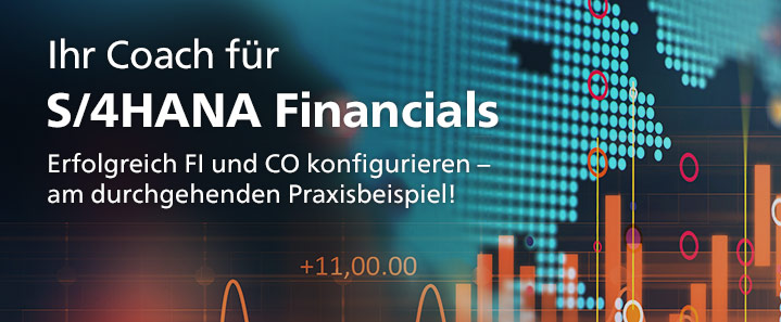 S/4HANA Finance customizen