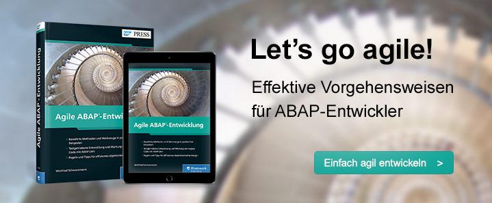 ABAP agil entwickeln