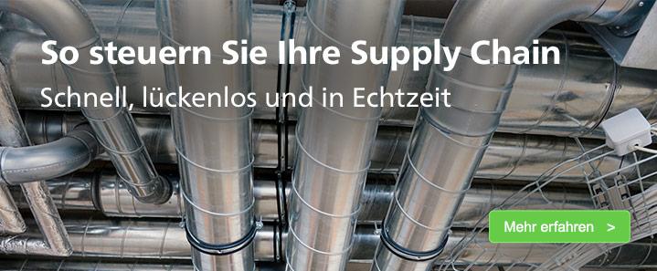Supply Chain steuern