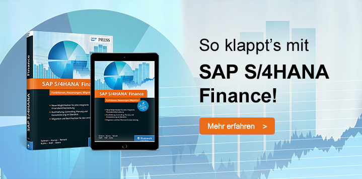 So klappt's mit SAP S/4HANA Finance!