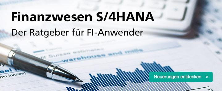 SAP S/4HANA für Anwender