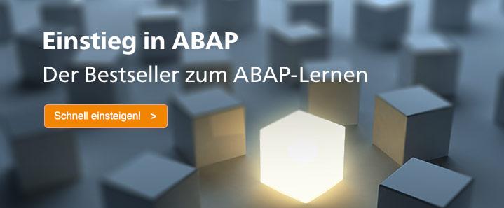 ABAP schnell lernen