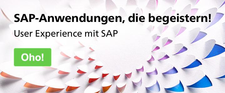 UX mit SAP