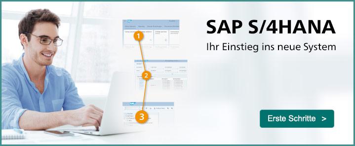 Grundkurs SAP S/4HANA