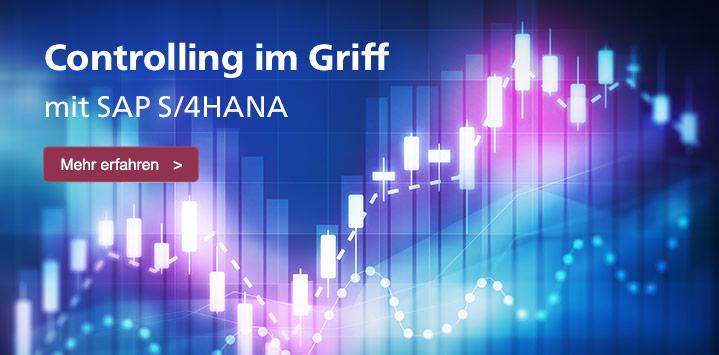 Controlling mit SAP S/4HANA - Zum Buch