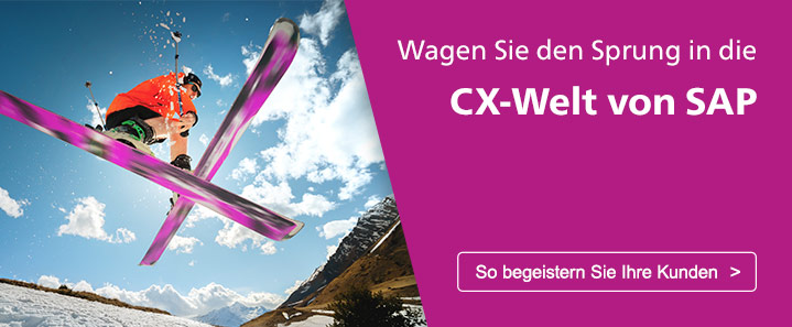 SAP CX
