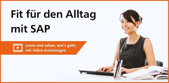 Fit für den Alltag mit SAP. Unsere Grundkurse und Einstiege entdecken >