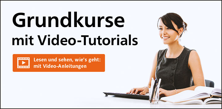 SAP-Grundkurse mit Video-Tutorials