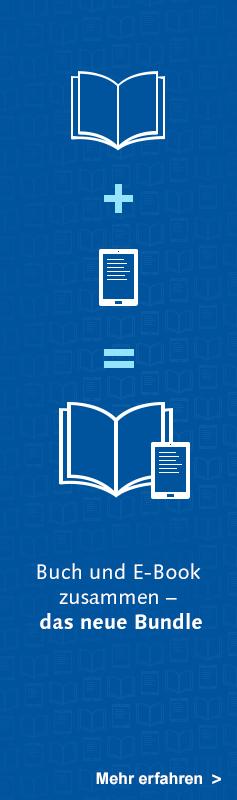 Buch und E-Book gehören zusammen: Das neue Bundle. Nur bei SAP PRESS.