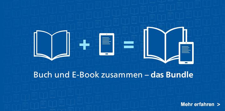 Buch und E-Book zusammen – das Bundle
