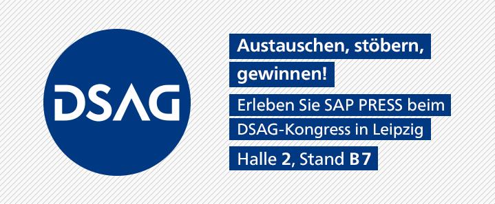 SAP PRESS @ DSAG