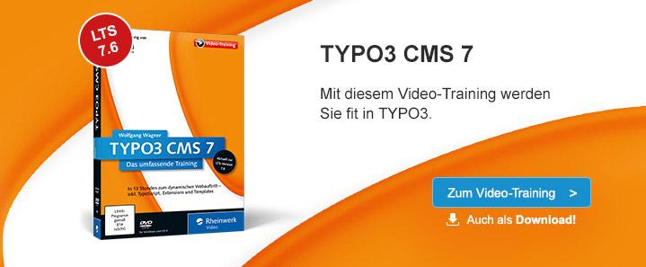 TYPO3 CMS 7