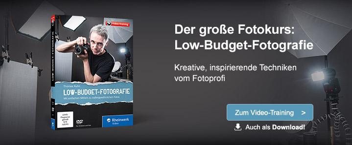 Low-Budget-Fotografie
