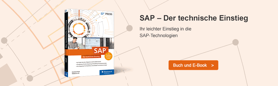 SAP – Technischer Einstieg