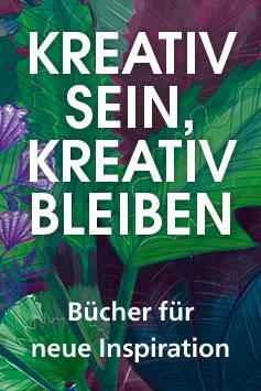 Inspirationsbücher für kreative Köpfe