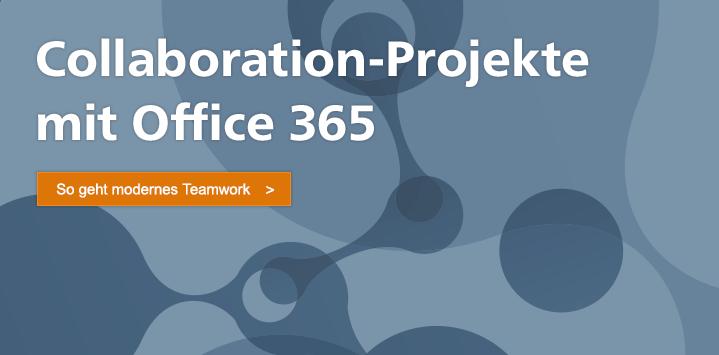 Zum Buch: Collaboration mit Office 365 – Collaboration mit Office 365 Konzepte, Werkzeuge, Lösungen