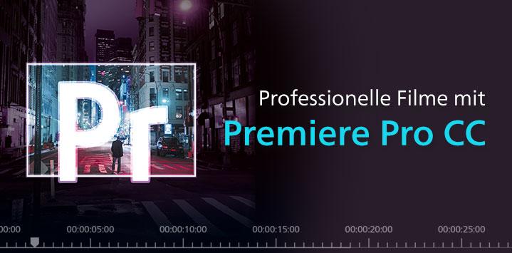 Zum Buch: Adobe Premiere Pro CC – Das umfassende Handbuch