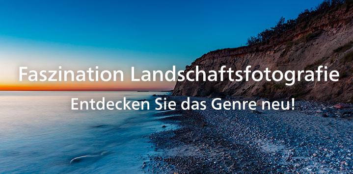 Zum Buch: Landschaftsfotografie – Die große Fotoschule