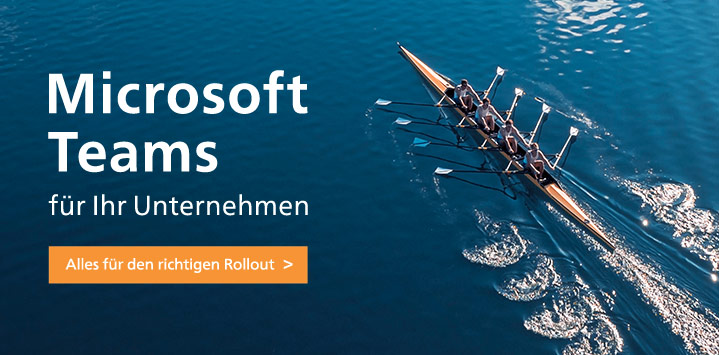 Zum Buch: Microsoft Teams – Planung, Change Management, Deployment