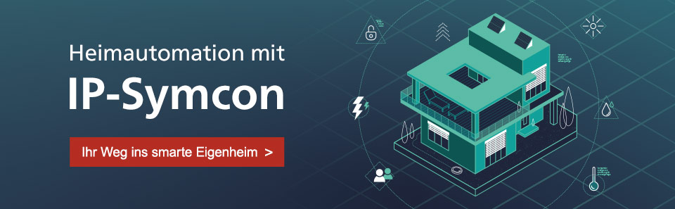 Heimautomation mit IP-Symcon