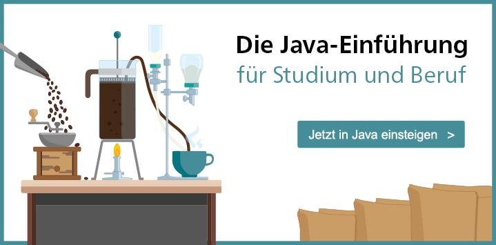 Zum Buch: Einführung in Java