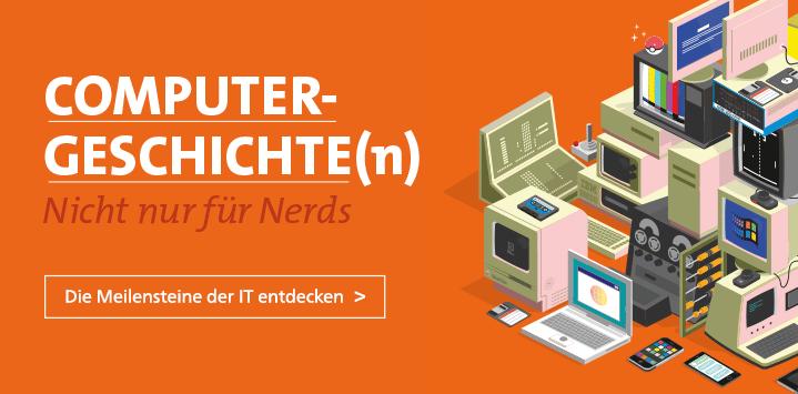 Zum Buch: Computergeschichte(n) – Nicht nur für Nerds