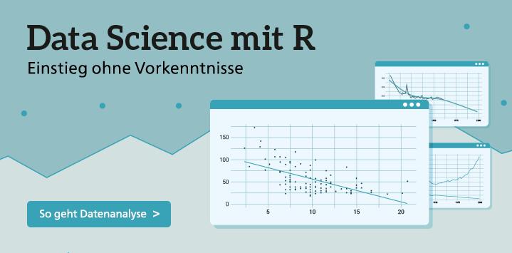 Zum Buch: Einstieg in Data Science mit R