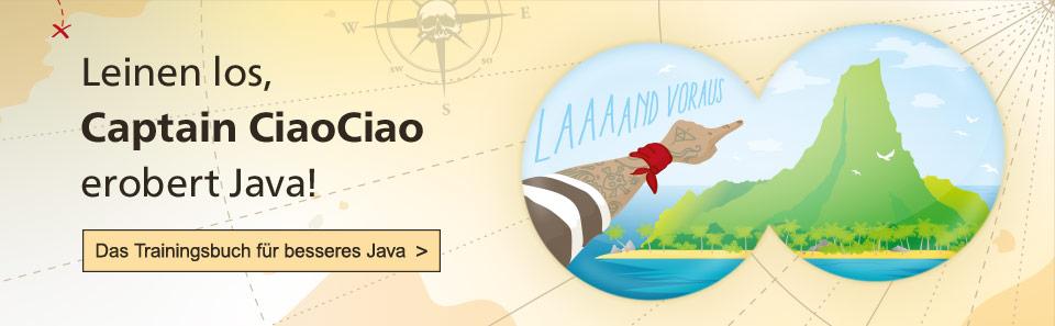 Java-Trainingsbuch