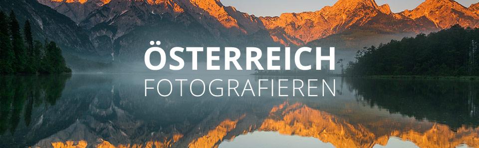 Österreich fotografieren