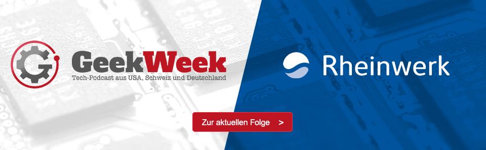 Rheinwerk meets GeekWeek