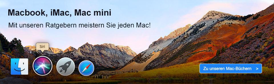 Mac-Bücher