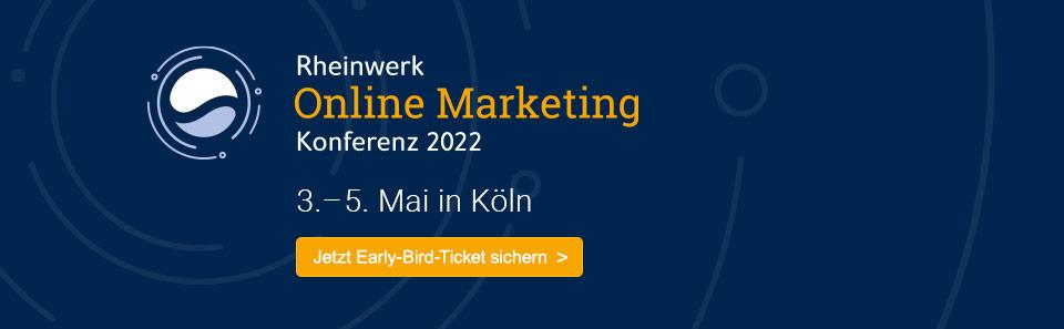 Online Marketing Konferenz 2022