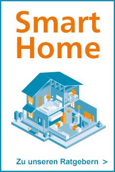Zu unseren Bücher für Ihr smartes Zuhause