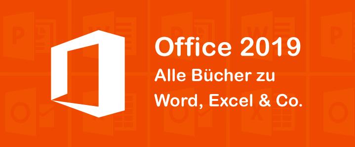 Das neue Office 2019