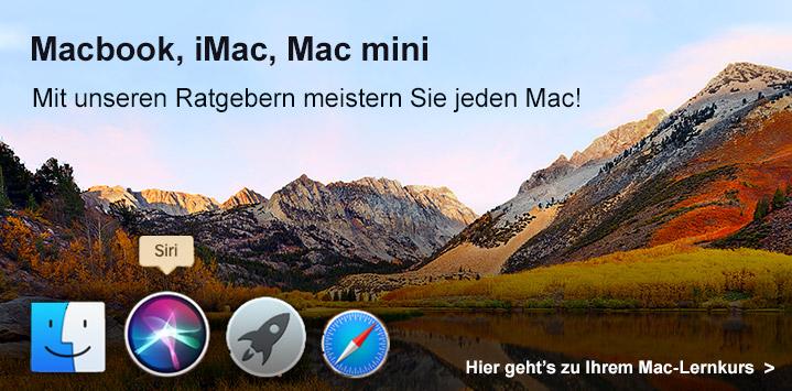 Die Mac-Welt im Rheinwerk Verlag