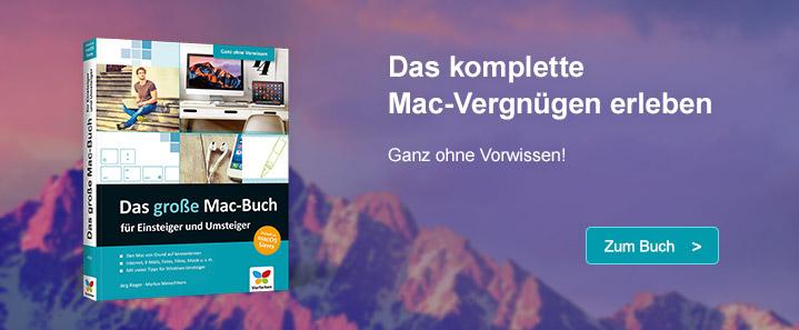 Das große Mac-Buch