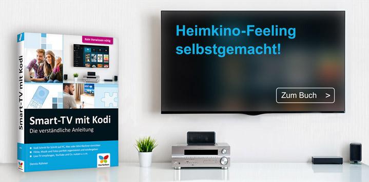 Smart-VT mit Kodi