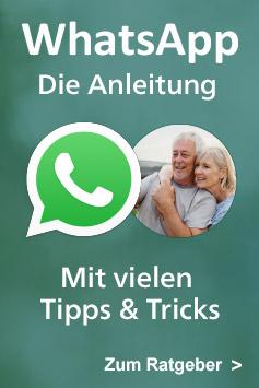 WhatsApp – Die verständliche Anleitung