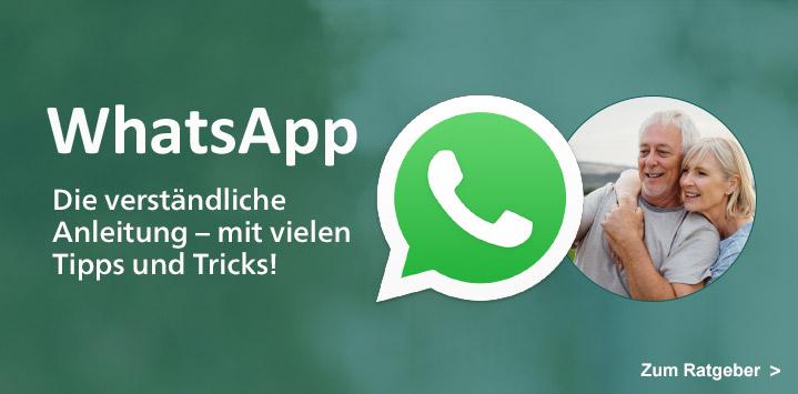 WhatsApp. Die verständliche Anleitung