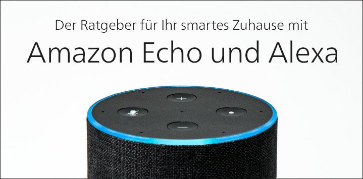 Amazon Echo und Alexa. Das Buch