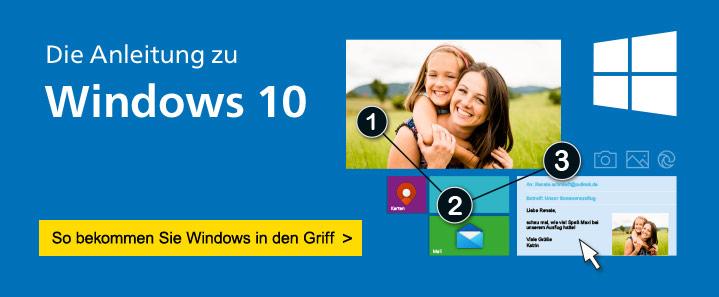 Windows-Bildanleitung
