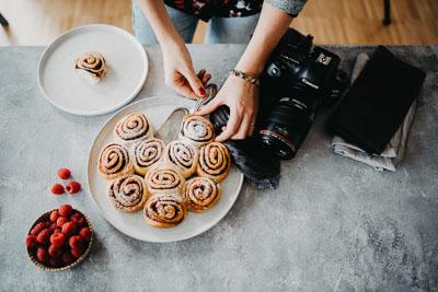 Die passende Komposition für Ihr Food-Foto finden