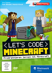 Zu Let's code Minecraft!