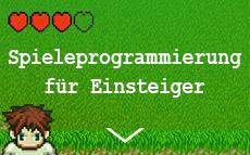 Spieleprogrammierung für Einsteige