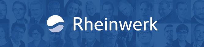 Autor oder Trainer bei Rheinwerk werden