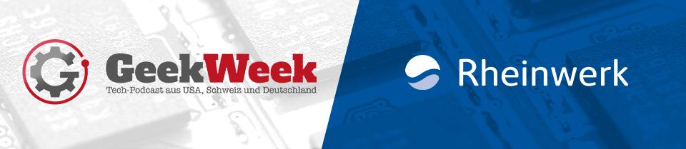 Rheinwerk zu Gast bei Geekweek