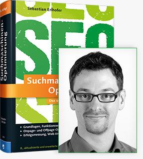 Suchmaschinen-Optimierung und Sebastian Erlhofer